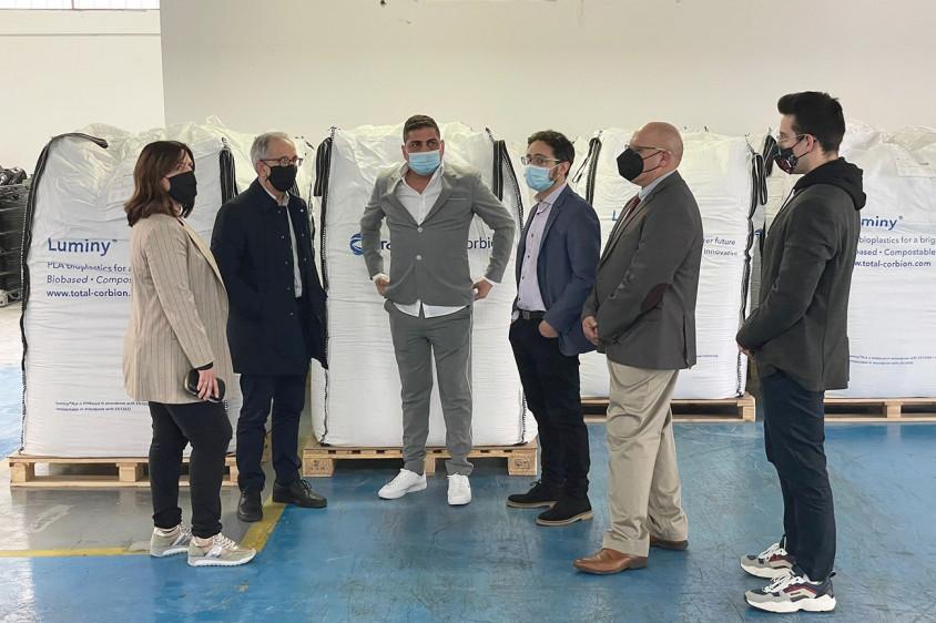 L'empresa sòcia GST 3D, fabricant de filaments per a impressió 3D, obre a Granollers la planta més gran del grup