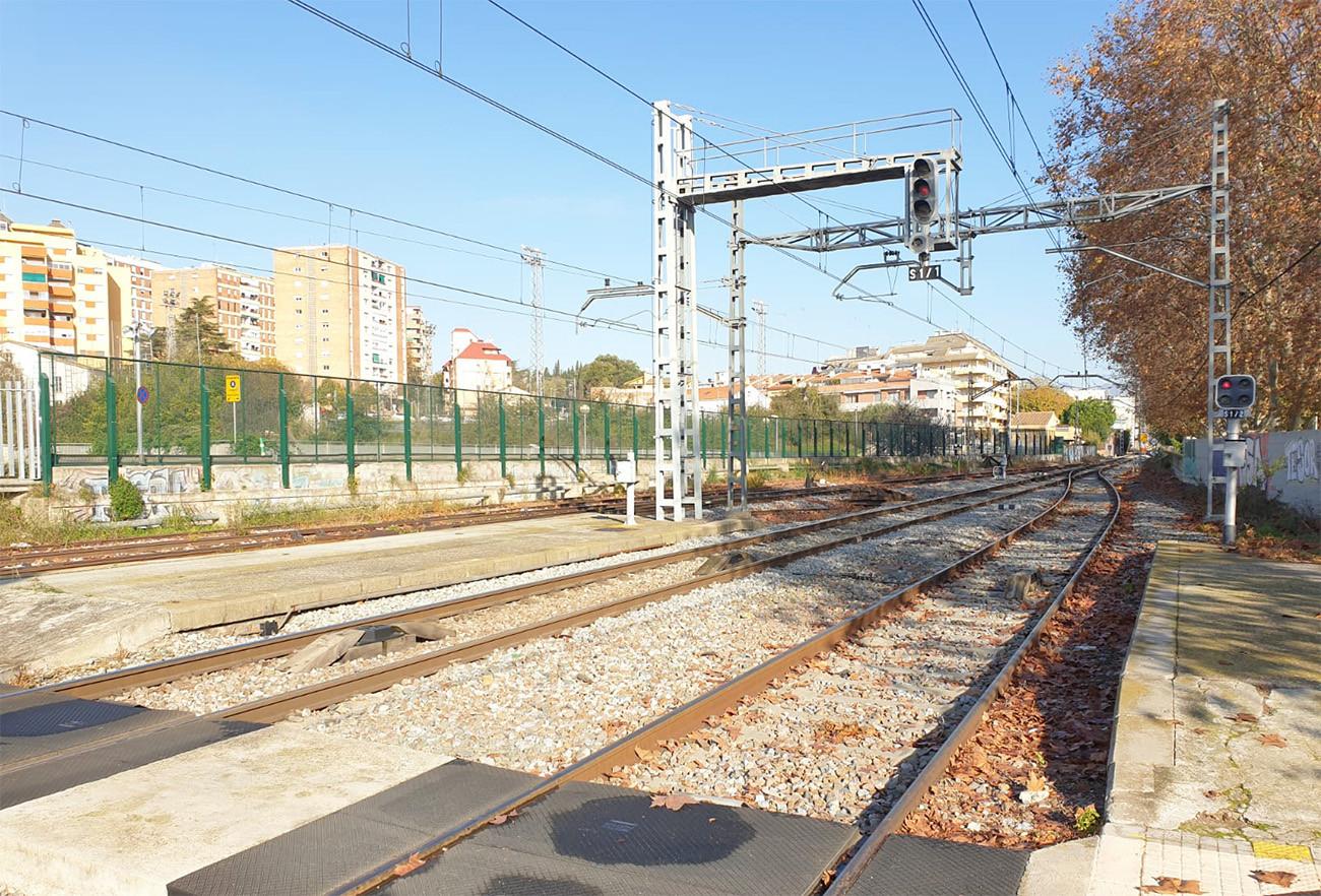 Dos mesos de treball a la línia R3 entre Granollers i Les Franqueses