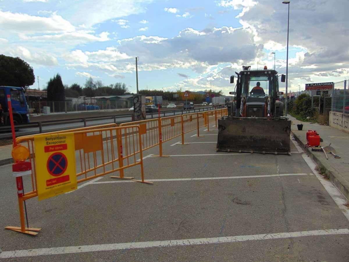 Adjudicada la construcció del tercer carril a la C-17 en sentit nord entre Parets i Granollers